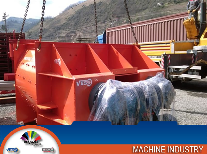Twinshaft-Mixer-For-Producing-Concrete-Batching-Plant